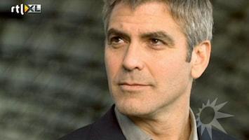RTL Boulevard George Clooney ziet Abraham