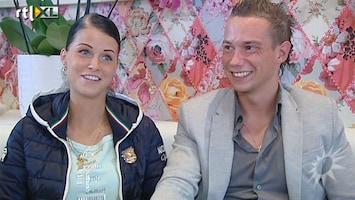RTL Boulevard Jokertje zei JA tegen zijn Shana!