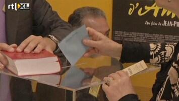 RTL Nieuws Hoge opkomst Franse verkiezingen
