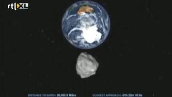 Editie NL Bam! Aanslag uit de ruimte