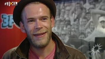 RTL Boulevard Michael winnaar Beste Singer-songwriter