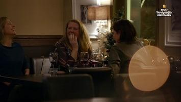 RTL 4's Onvergetelijke Feestdagen Evelyn Struik legt Claudia een dag in de watten met een exclusieve verwendag