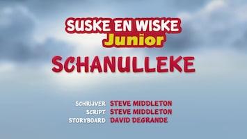 Suske En Wiske Junior - Schanulleke