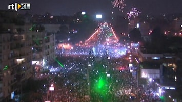 RTL Nieuws Tahrir-plein viert groot feest na afzetten Morsi