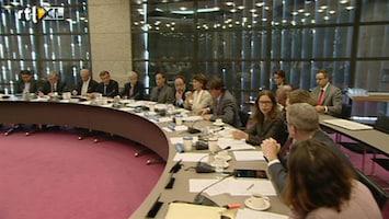 RTL Nieuws Kamer terug van reces voor eurocrisis