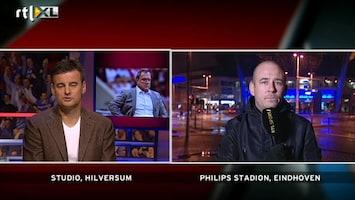 RTL Sport Inside Clubwatcher Thijs Slegers is bij PSV