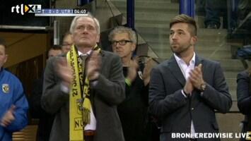 RTL Nieuws Vitesse eert Theo Bos