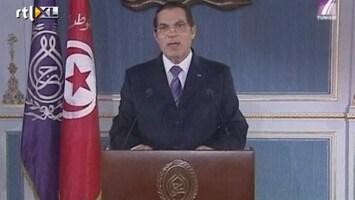 RTL Nieuws Ex-president Tunesië krijgt 35 jaar cel