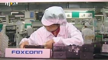 RTL Nieuws Apple pakt uitbuiting Chinese werknemers aan