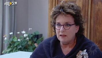 RTL Boulevard Catherine Keyl geld kwijt door SNS
