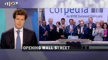 Rtl Z Opening Wall Street - Afl. 138