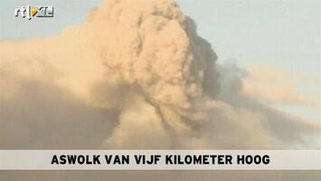 RTL Nieuws Japanse vulkaan spuwt as tot recordhoogte