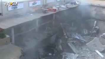 RTL Nieuws Beelden van ravage winkelcentrum Nairobi