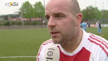 RTL Nieuws Andy van der Meyde over landstitel Ajax