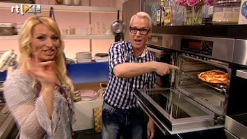 Carlo & Irene: Life 4 You Des Ray en Rudolph in de keuken