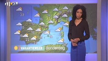 RTL Weer Buienradar Update 16 mei 2013 12:00 uur