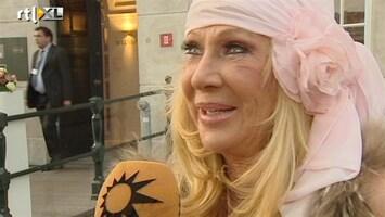 RTL Boulevard Mary Borsato licht een tipje van Niama's sluier op