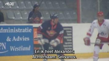 Eredivisie Ijshockey - Uitzending van 13-02-2010