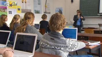 RTL Nieuws Nederlandse kinderen blijven vaak zitten