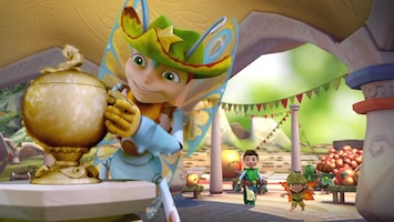 Tree Fu Tom - Afl. 1
