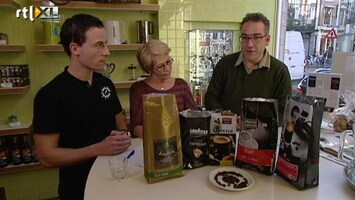 Editie NL Uitslag koffiebonen-test