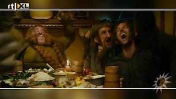 RTL Boulevard Premiere The Hobbit in Nieuw-Zeeland