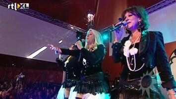 RTL Boulevard het laatste optreden van Luv