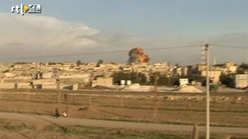 RTL Nieuws Spanning tussen Syrië en Turkije loopt op