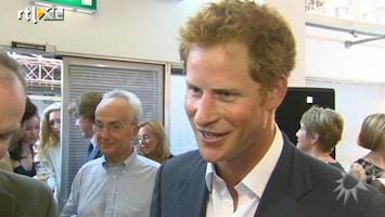 RTL Boulevard Prins Harry over neefje George