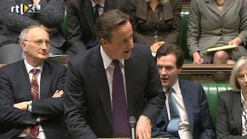 RTL Nieuws Cameron verdedigt Brits EU-veto