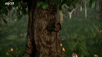 Sprookjesboom Stampen stampen