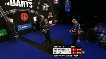 Rtl 7 Darts: Premier League - Afl. 22