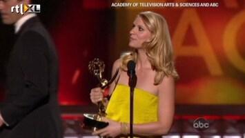 RTL Nieuws Emmy's naar 'Homeland' en 'Modern Family'
