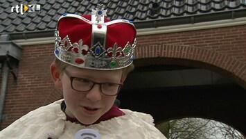 RTL Nieuws Alles uit de kast in Weesp voor Koningsspelen