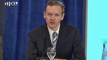 RTL Nieuws Beschuldigingen tegen Assange