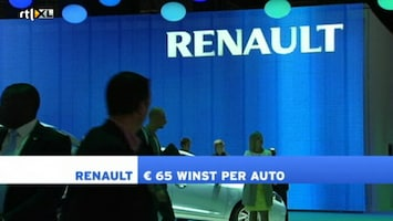 Special: RTL Z Special: Europese Auto-Industrie