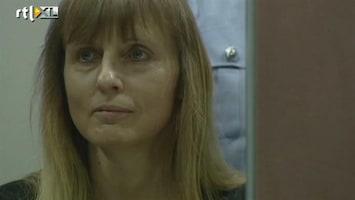 RTL Nieuws Michèle Martin mag in een klooster gaan wonen