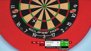 Rtl 7 Darts: World Cup Of Darts - Afl. 1