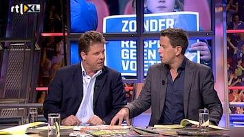 RTL Sport Inside Trainer Vonk maakt misser