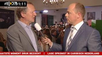 RTL Nieuws 'Geen leiderschapscrisis bij Groenlinks'