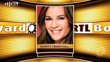 RTL Boulevard Hans van der Togt & Quinty Trustfull ziek