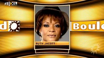 RTL Boulevard Ruth Jacott breekt voet voor start theatertour