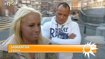 RTL Boulevard Barbie slachtoffer vechtpartij