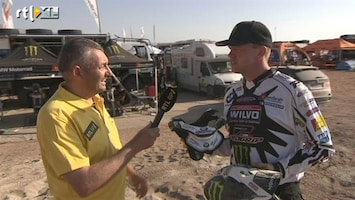 RTL GP: Dakar 2011 Dakarpost met Frans Verhoeven