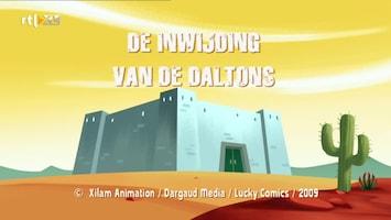 De Daltons De inwijding van de Daltons