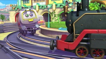 Chuggington - Inspector Emery