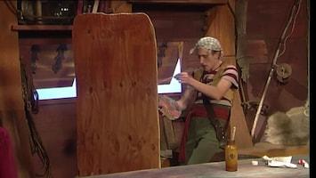 Piet Piraat De aap