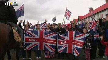 RTL Nieuws Inwoners Falklands willen Brits zijn