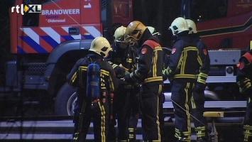 RTL Nieuws Verkeerschaos na ongelukken A1 en A2