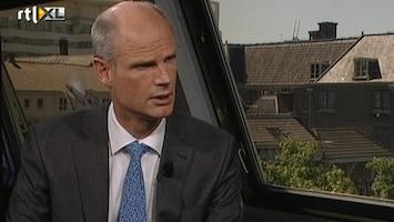 RTL Nieuws Blok: 'Enorme maatregelen op de woningmarkt'